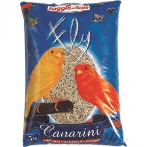 RAGGIO DI SOLE Canarini kg. 5 - Alimenti uccelli
