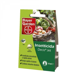 Bayer Insecticide Decis Jet Ml. 10 Garden And Gardening