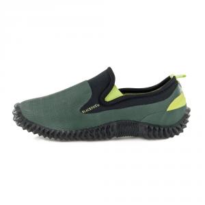 Black Fox Black Green Shoe Size 37 - Gardening Shoes