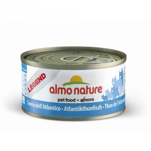 ALMO NATURE Legend Tonno Dell Atlantico Umido Gatto Grammi 70
