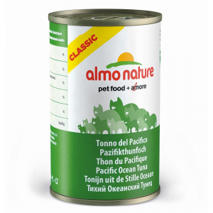 Almo Nature Classic Tuna Pacific Moist Cat 140 Gr - Cats Wet Feed