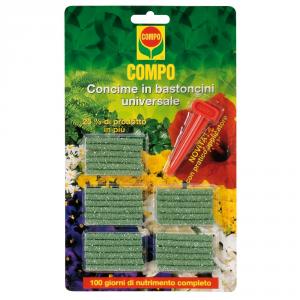 COMPO Fertilizzante in bastoncini universale 30 pz