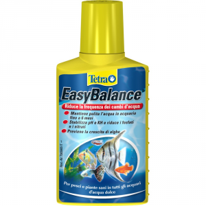 Tetra Purifies Water Easy Balance Ml.100 - Acquariums Bio-conditioners