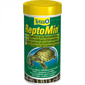 DELIGHTS Mangime per tartarughe reptomin ml. 250 - Alimenti tartarughe