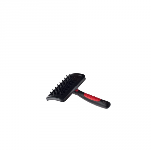 Fussdog Carder Brush Rubber Average For Dogs Brushes And Combs For Dogs