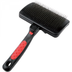 Fussdog Self-cleaning Brush Average For Dog Brushes And Combs For Dog