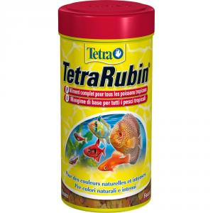 DELIGHTS Mangime per pesci rubin ml. 250 - Alimenti pesci