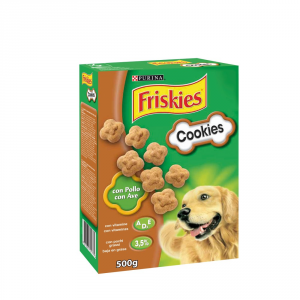 FRISKIES Cookies dog gr. 500 - Snack e biscotti cane