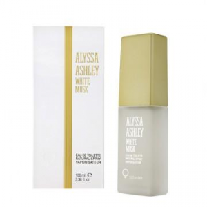 ALYSSA ASHLEY White Musk Acqua Profumata 100 Ml Fragranze E Aromi