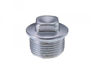 Cap Male Steel Galvanized 1.2 Pieces 2 Master - Hydro