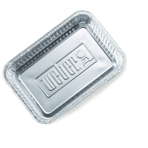 Weber Aluminum Trays A - Barbecue Accessories