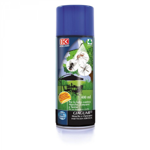 Adama Insecticide Giaguar Flies And Mosquitoes Kollant Ml. 400 Botanical Garden And