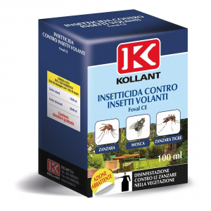 Adama Insecticide Foval There Kollant Ml. 100 Botanical Garden And