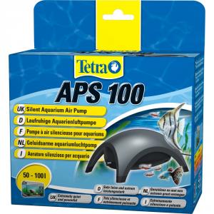TETRA Aeratore per acquario aps 100 - Accessori per acquari