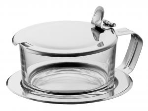 CASALINGHI Formaggera jolly vetro acciaio inox Utensili da cucina