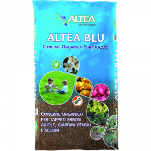 ALTEA Concime granulare blu 5-5-8 4,5kg - Piante orto giardino concimi granulari