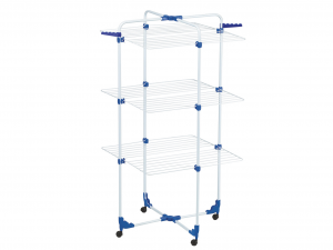GIMI Clothes rack Modular 3 Floors Reorder And Laundry