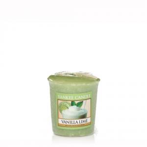 YANKEE CANDLE Moccolo profumato vanilla lime - Candele profumate