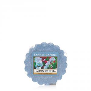 YANKEE CANDLE Tartina profumata garden sweet pea - Candele profumate