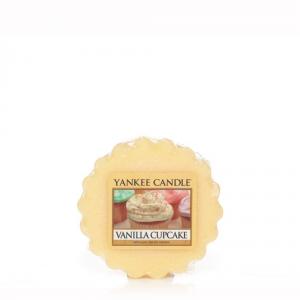 YANKEE CANDLE Tartina profumata vanilla cupcake - Candele profumate