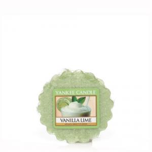 YANKEE CANDLE Tartina profumata vanilla lime - Candele profumate