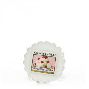 YANKEE CANDLE Tartina profumata strawberry buttercream - Candele profumate