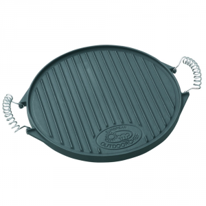 Outdoor Chef Cast Iron Plate Plancha For Barbecue 48 Cm Barbecue Accessories