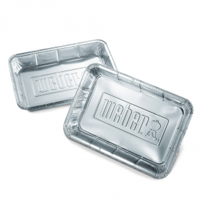 Weber Aluminum Trays - Barbecue Accessories