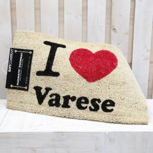 Gift Company Doormat I Love Varese - Interior Furnishing Various Goods