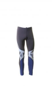 BRIKO VINTAGE Pantaloni lunghi sci fondo uomo KATANA grigio blu 010266--.01