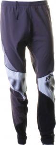 BRIKO VINTAGE Pantaloni lunghi sci fondo uomo KATANA grigio nero 010266-03