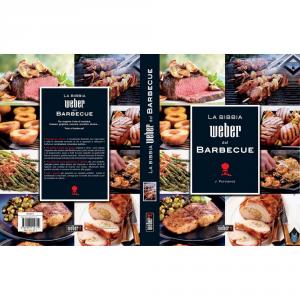 'Set 7 WEBER  Ricettario ''la bibbia del barbecue'' - Libri'