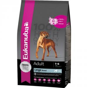 EUKANUBA Adult taglia grande secco cane 12kg - Mangimi secchi per cani