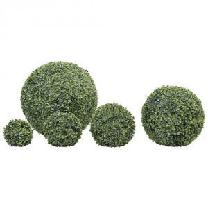 Verdemax Ball Bosso Verdecor Cm. 18 Plant Finta For Interior And Outside
