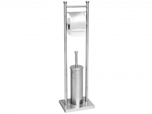 ARTEX Lámpara de pie Puerta Cepillo de inodoro Organización Muebles Baño