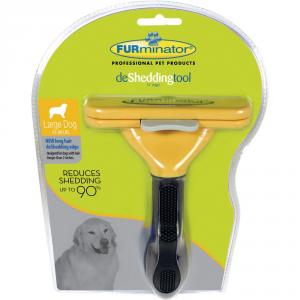 'FURMINATOR Pettine per cane a pelo lungo long hair de shedding ''l'''