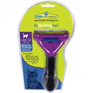 'FURMINATOR Pettine per gatto a pelo corto short hair deshedding ''l'''