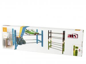 'ARTEX Portascarpe ''Rook'' 2P Colori Assortiti Sistemazione armadio guardaroba'