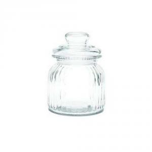 Maxwell & Williams Glass Jar 650ml - Kitchen Table