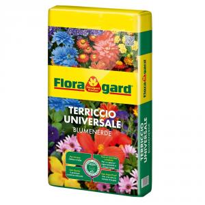 FLORAGARD Terriccio Universale Lt. 5 Orto E Giardino