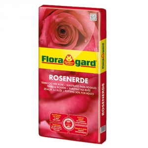 FLORAGARD Terriccio Per Rose Lt. 20 Orto E Giardino