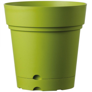 DEROMA Vaso Samba Ra Verde Chiaro Vasi Da Esterno Lite Material