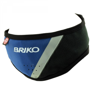 BRIKO Band Elastic Sporting Winter Unisex Blue Black 012896 Wind Stopper