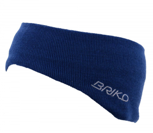 Briko Band Unisex Blue 012909 Wool And Cotton Internal Rivestito