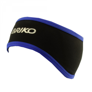 BRIKO Band Winter Sporting Unisex Blue Black 012993 Internal rivestito