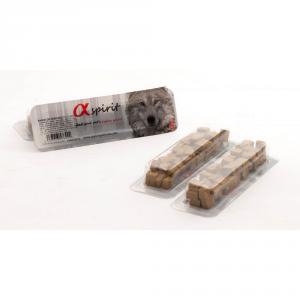 ALPHA SPIRIT Snack in cubetti di manzo 35gr - Snack per cani