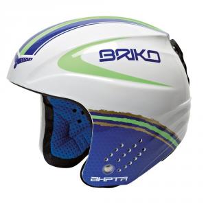 Briko casque unisexe chapeau descente à ski ABS BRIKO ÉQUIPE DES RECRUES EVO bleu 013216