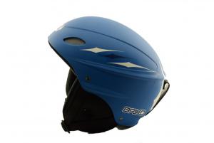 BRIKO VINTAGE Casco sci discesa snowboard unisex BOOM blu azzurro 013204-GV
