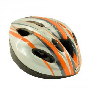 Briko Helmet Cycling Bike Unisex Meltemi Orange Anthracite 013566 ---- S1