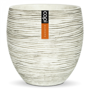 CAPI EUROPE Vase elegant ivory - Vasi da interno ceramica